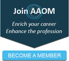 Join AAOM - Become a Member